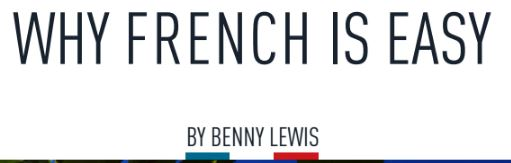 Why French is easy Review