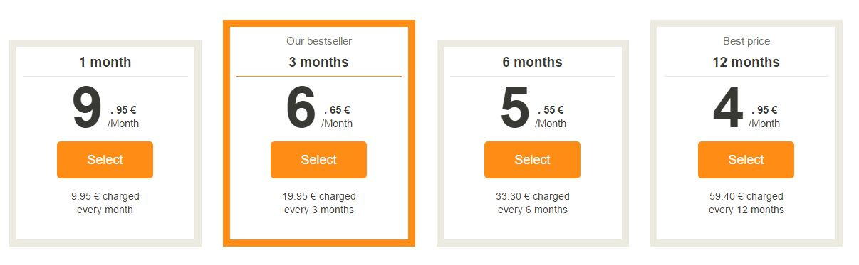Babbel Pricing