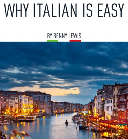 Is Italian Easy Language to Learn