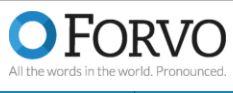 forvo review