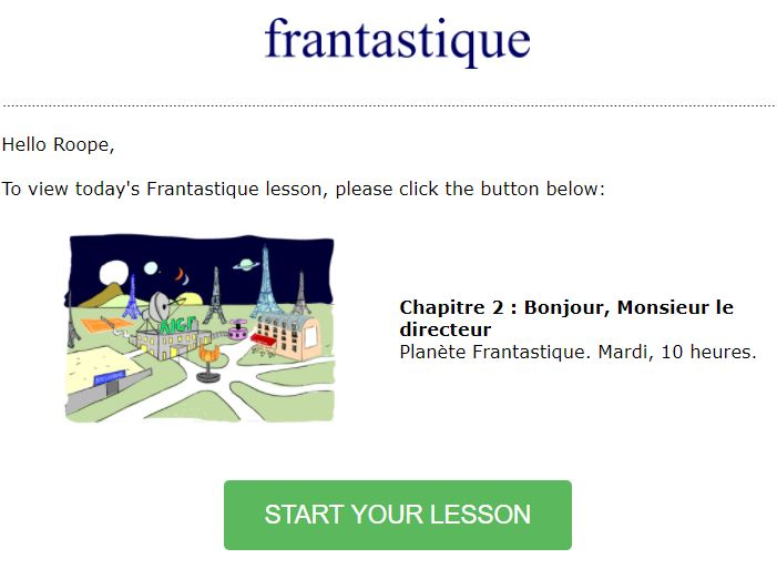 frantastique review