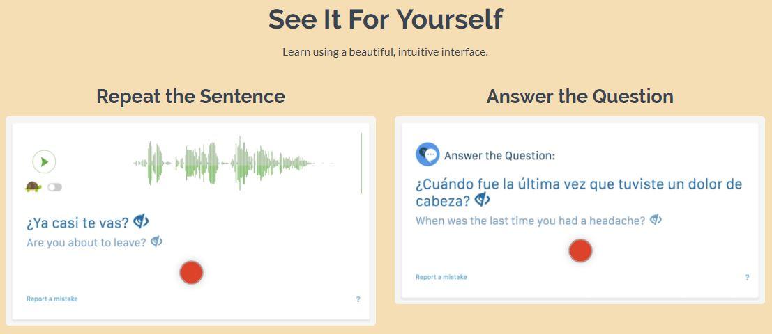 speechling review