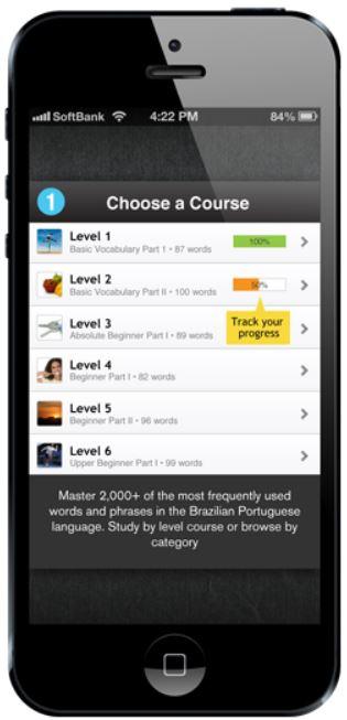 portuguesepod101 app