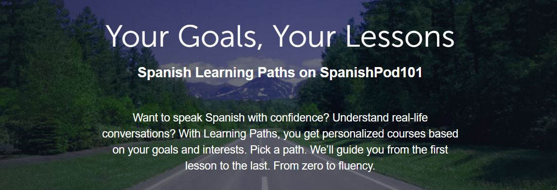 spanishpod101 Lessons