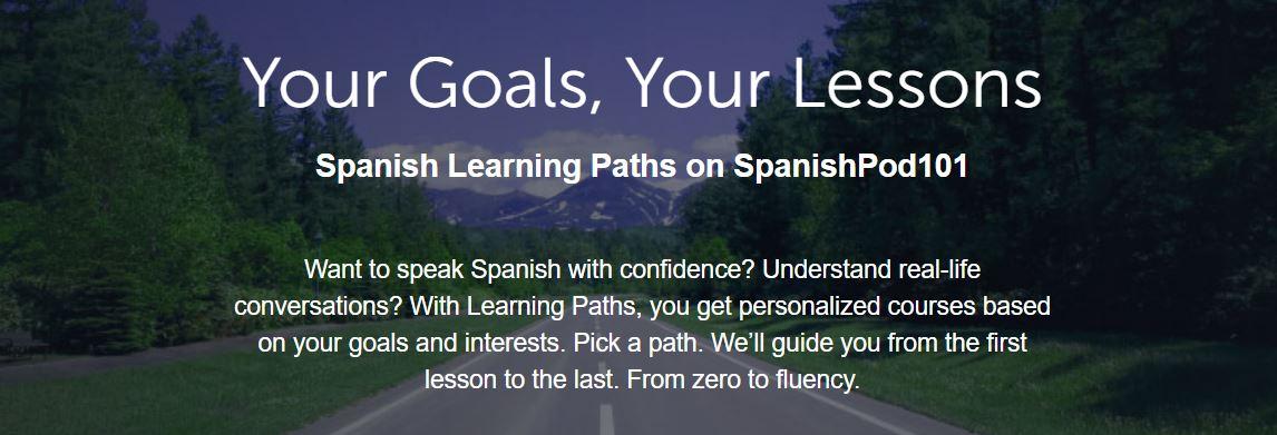 spanishpod101 Lessons