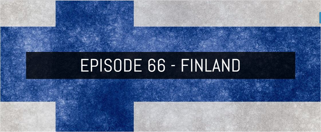 Finnish flag and culture